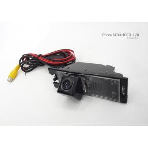 Камера заднего вида Hyundai ix35 (Falcon SC34HCCD-170)