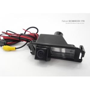 Камера заднего вида Hyundai Rohens (Falcon SC38HCCD-170)