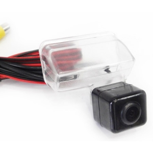 Камера заднего вида Toyota Camry 2012 (Falcon SC61HCCD-170)