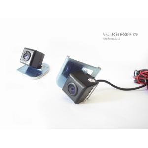 Камера заднего вида Ford Focus 2012 (Falcon SC66HCCD-170)