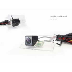 Камера заднего вида JEEP Compass (Falcon SC71HCCD-170)