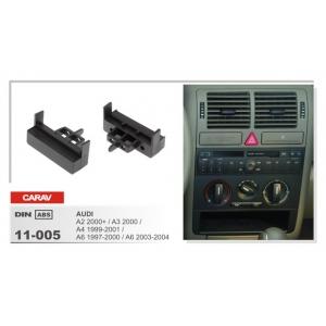 Рамка переходная для автомагнитолы CARAV 11-005 1-DIN