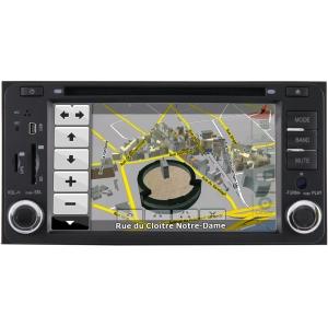 Магнитола Toyota Camry V30 02-06 (nTray 6781)