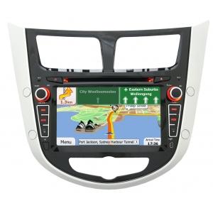 Магнитола Hyundai Accent (nTray 7258)