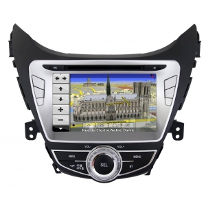 Магнитола Hyundai Elantra 2012 (nTray 8748)