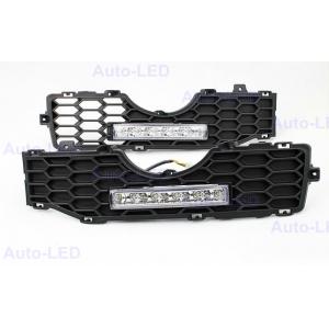 Дневные ходовые огни DRL Auto-LED для Chevrolet Captiva 2008-2010