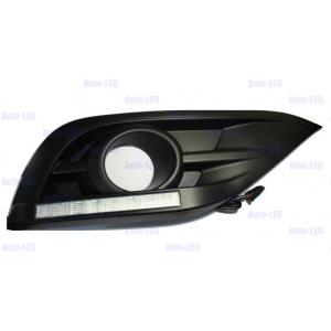 Дневные ходовые огни DRL Auto-LED для Honda CR-V 2012+ v2