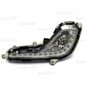 Дневные ходовые огни DRL Auto-LED для Hyundai Accent 2011