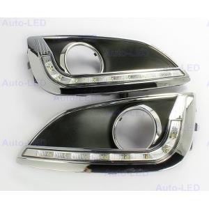 Дневные ходовые огни DRL Auto-LED для Hyundai IX35 2010 V2
