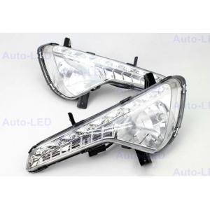 Дневные ходовые огни DRL Auto-LED для KIA Sportage R 2011+