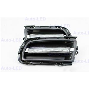 Дневные ходовые огни DRL Auto-LED для Mazda 6 2005-2008