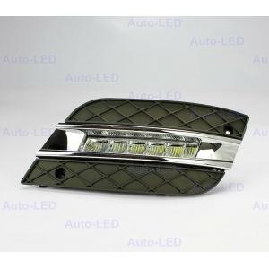Дневные ходовые огни DRL Auto-LED для Mercedes ML W164 2010-2011