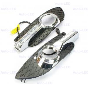 Дневные ходовые огни DRL Auto-LED для Mitsubishi Lancer X 2007-2011