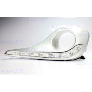 Дневные ходовые огни DRL Auto-LED для Toyota Highlander 2012-