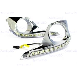 Дневные ходовые огни DRL Auto-LED для Toyota Highlander 2012- v2