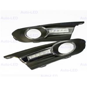 Дневные ходовые огни DRL Auto-LED для VW Jetta Hybrid 2012-2013