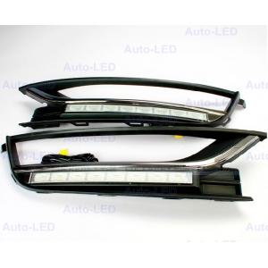Дневные ходовые огни DRL Auto-LED для VW Passat 2011 v2