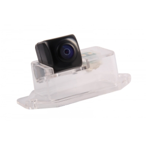 Камера заднего вида Mitsubishi Lancer X (Gazer CC100-099-L)
