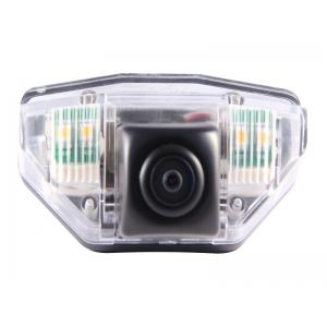 Камера заднего вида Skoda Octavia II (Gazer СС100-1Z0-L)