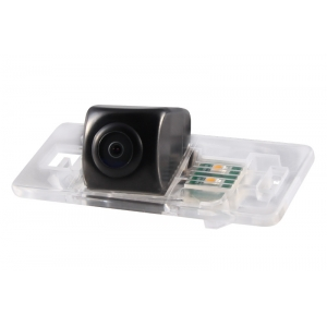 Камера заднего вида Skoda Superb combi (Gazer CC100-8T0-L)