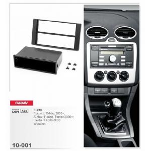 Рамка переходная для автомагнитолы CARAV 10-001 2/1 DIN