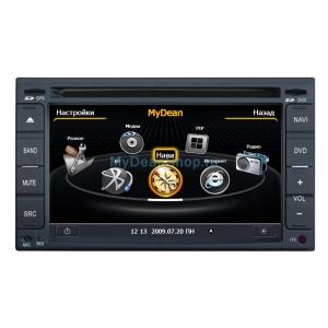 Магнитола Nissan универсальная (MyDean 1001-1)