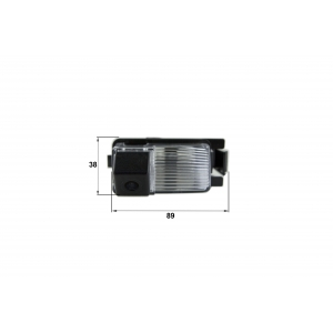 Камера заднего вида Nissan GT-R (Falcon SC22HCCD-170)