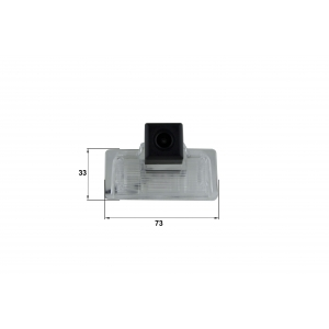 Камера заднего вида Nissan Bluebird Sylphy (Falcon SC23HCCD-170)