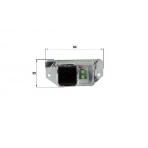 Камера заднего вида Mitsubishi Lancer X (Falcon SC27HCCD-170)