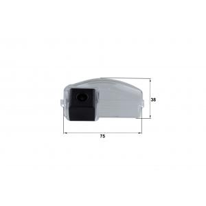 Камера заднего вида Mazda 2 (Falcon SC33HCCD-170)