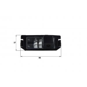 Камера заднего вида Hyundai I30 (Falcon SC38HCCD-170)