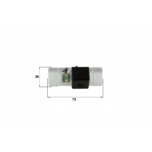 Камера заднего вида Citroen C4 (Falcon SC50HCCD-170)