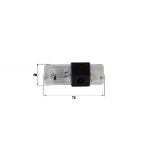 Камера заднего вида Mecrcedes-Benz Viano (Falcon SC70HCCD-170)