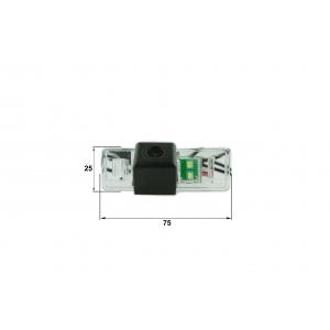 Камера заднего вида Geely MK2 (Falcon SC74HCCD-170)