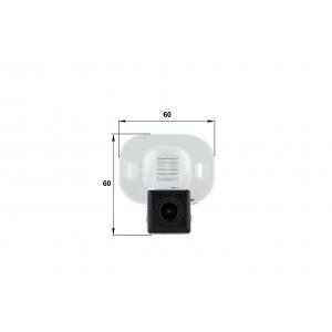 Камера заднего вида Hyundai Verna (Falcon SC78HCCD-170)