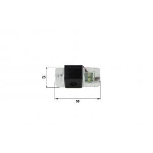 Камера заднего вида Ford Mondeo (Falcon SC84HCCD-170)
