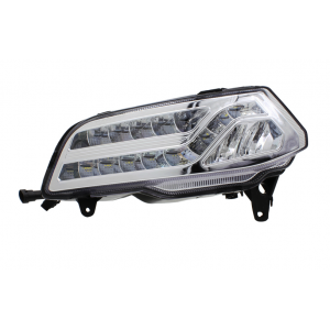 ДХО LED-DRL для VW Polo Хетч 2015+ (для авто с ПТФ)