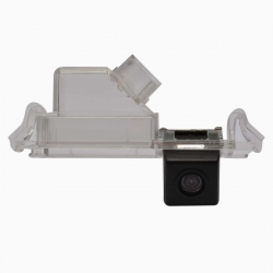 Камера заднего вида Hyundai Accent 5D (2011+), I30 II. / KIA Ceed II 5D, Rio III H/B (Ray 23CCD140)