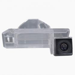 Камера заднего вида Prime-X CA-1331 (Mitsubishi ASX (2010-н.в.), Citroen C4 Aircross, Peugeot 4008)