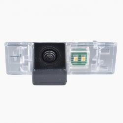 Камера заднего вида Prime-X CA-1338 (Citroen C-Elysee (2012-н.в.), Peugeot 301 (2012-н.в.), 508 (2011-н.в.), 3008 (2009-н.в.), 408 (2010-н.в.), 207 (2007-н.в.), 307 (2003-2005))