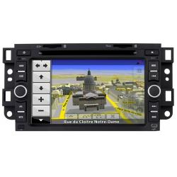 Магнитола Chevrolet Aveo 3D/4D/5D 2002-2010 (nTray 7631)