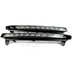 Дневные ходовые огни DRL Auto-LED для Audi Q7