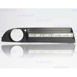 Дневные ходовые огни DRL Auto-LED для BMW 5 Series E60 2003-2007