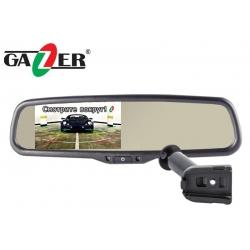 Зеркало заднего вида Gazer MM70х