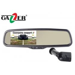 Зеркало заднего вида Gazer MM502