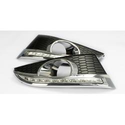 ДХО LED-DRL для Chevrolet Captiva 2012-13
