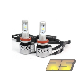 LED лампа RS G8 H11 6500K (2шт.)