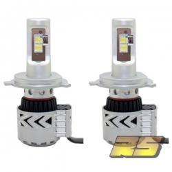 LED лампа RS G8 H4 6500K (2шт.)