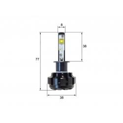 Светодиодная LED лампа Sho-Me G1.4 H1 (2шт)