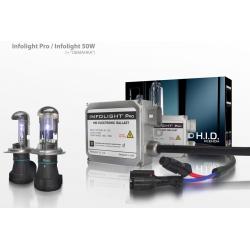 Комплект биксенона Infolight Pro/Infolight 50W с обманкой